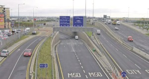 Tailgating 'all too common', court hears, as woman awarded €17,000 for M50 crash