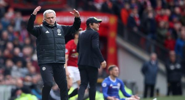 I have no problem with Mourinho- Conte