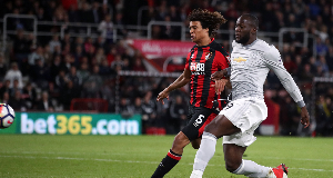 Chris Smalling and Romelu Lukaku on target as Manchester United canter to victory