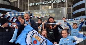 City players celebrate title with fans as Vincent Kompany says 'we still have to unlock our full potential'