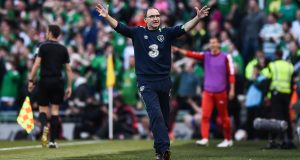 Martin O'Neill set to remain Ireland boss as he rejects Stoke