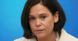 Sinn Féin Deputy President Mary Lou McDonald