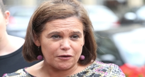 Mary Lou McDonald says criticisms of SF abstentionist policy at Westminster are 'red herring' | BreakingNews.ie