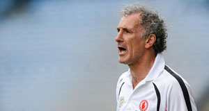 Mattie Lennon says Tyrone shouldn't have to play a promotion play-off.