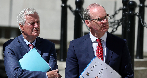 Coveney 'happy to show flexibility' on Brexit transition period to avoid hard border