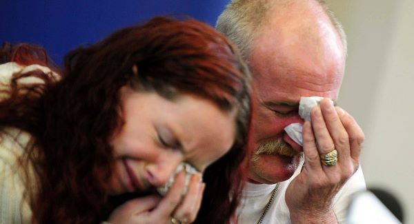 Mairead and Mick Philpott: 'Wicked' plot went wrong.