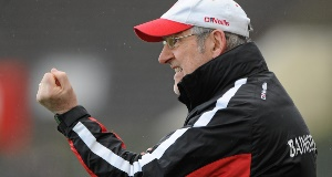 Isn't it Mickey Harte's philosophy to win every competition? He knows that winning a competition amasses more benefits than any training or match.
