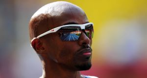 German police: Officer accused of racial harassment by Mo Farah did nothing wrong