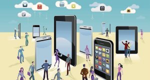 Ben Evans said this is the first time that a single technology (the smartphone) has been sold to four-fifths of the Earth's population.