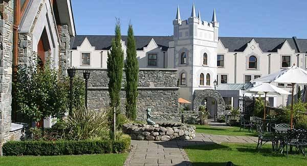 Killarney key to the kingdom irish examiner - Lake hotel killarney swimming pool ...