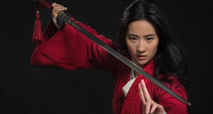 Your first look at the live action remake of Disney's Mulan