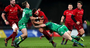 Conor Murray brace puts finishing touches on Munster win over Connacht
