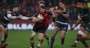Leicester hoping return of key players will help them win crucial Munster clash
