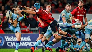 Munster grind down Exeter in battle for Champions Cup quarter-final spot