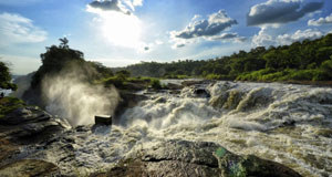 Murchison Falls is Uganda's largest protected area.