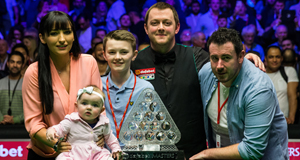 Northern Ireland's Mark Allen wins first UK Masters title