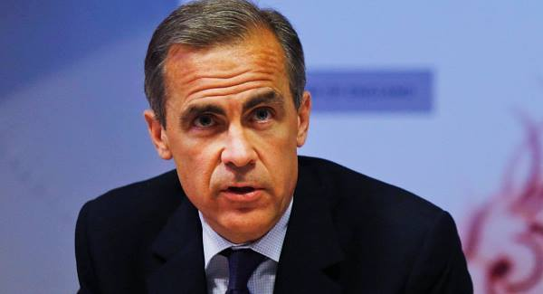 Mark Carney: May lead to more risky mortgage loans.