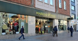 First rise in Marks & Spencer clothing sales for three years