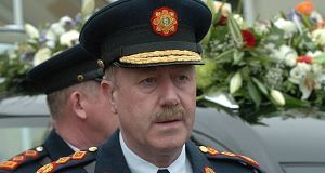 Former Garda Commissioner Martin Callinan