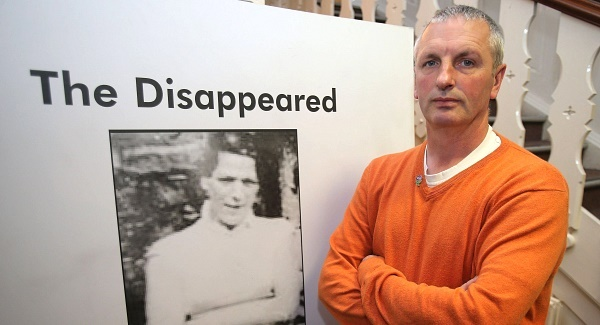 Michael McConville: Fight for justice will continue.