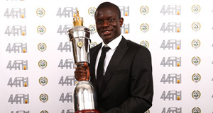 PFA Player of the year award goes to Chelsea's N'Golo Kante