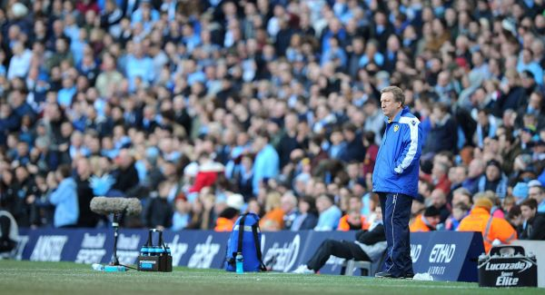 Leeds manager Neil Warnock on the touchline.Picture: PA