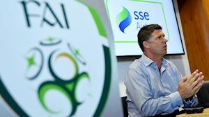 Changes to FAI board will benefit Irish football says Quinn