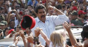 Venezuela to break diplomatic relations with US;  President Maduro gives di...