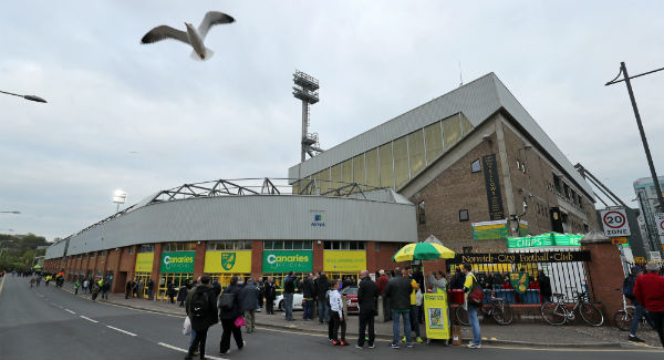 Norwich fan saves the day to ensure match with Preston can be completed