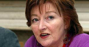IHRC commissioner Olive Braiden