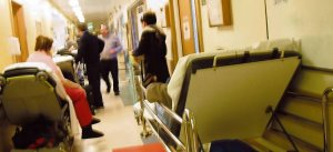 Survey: Patients feel safer in crowded wards than A&E