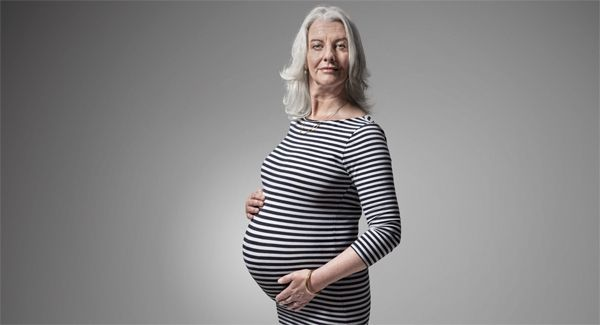 Can A  Year Old Woman Get Pregnant Naturally
