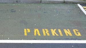 Man fined for criminal damage after court finds he spray-painted over freshly-laid parking lines | BreakingNews.ie