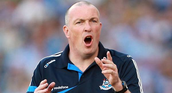 Pat Gilroy appointed Dublin senior hurling manager on a three year term