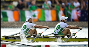 Paul and Gary O'Donovan survive semi-final scare at World Championships