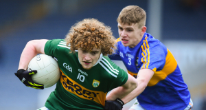 Kerry breeze through to semis with emphatic win over Tipperary