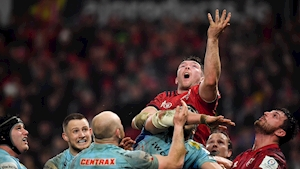 Munster come to boil in Thomond 'pressure cooker'