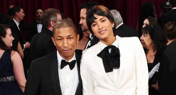 Pharrell 'wrote Songs For Jacko'
