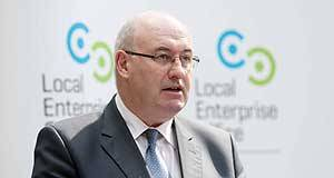 Former Environment Minister Phil Hogan