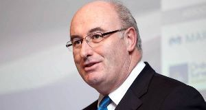 Environment Minister Phil Hogan