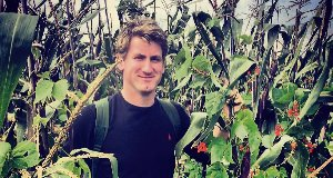 Philip Martin: In the long-term he wants Irish farmers to grow maize to supply to Blanco Niño.
