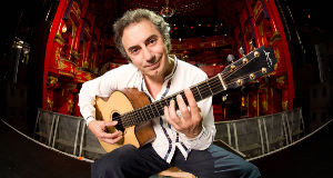 Guitarist Pierre Bensusan has collaborated with luthier George Lowden for 40 years.