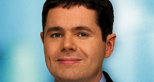 Paschal Donohoe: Concern at passenger numbers.