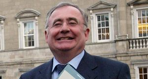 Minister for Communications, Energy & Natural Resources Pat Rabbitte