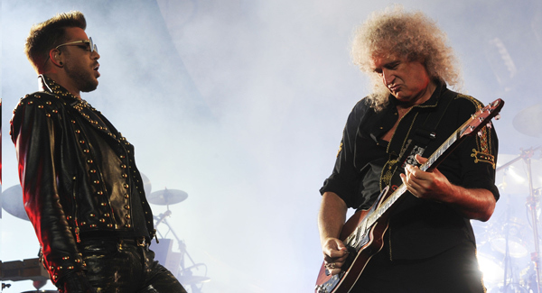 Queen and Adam Lambert are playing Dublin & Belfast later this year