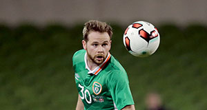 Ireland's Alan Judge ruled out for remainder of season