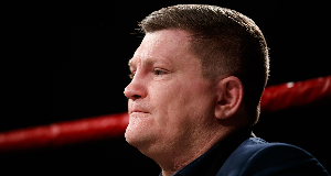 Ricky Hatton voices Fury concerns as former heavyweight champion plots comeback