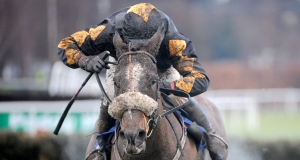 Roberto Goldbach with Barry Geraghty up
