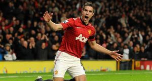 Robin van Persie: Under pressure to deliver.