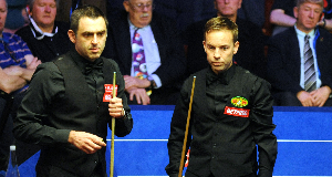 Ronnie O'Sullivan declares 'I'll be here until I'm 50' after Ali Carter 'barges' into next round of World Championship
